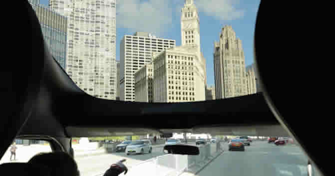 Tour Chicago's Most Important Landmarks on an ABC Charter Bus