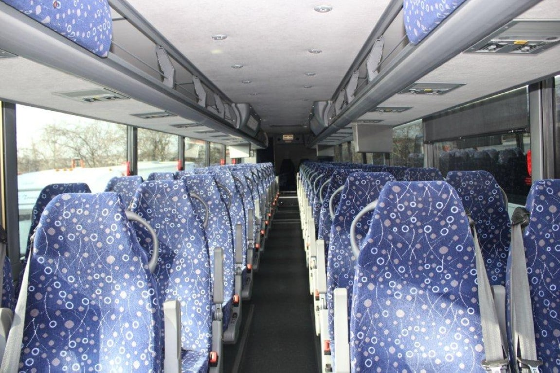 Abc Transportation Services Charter Bus Modern Fleet