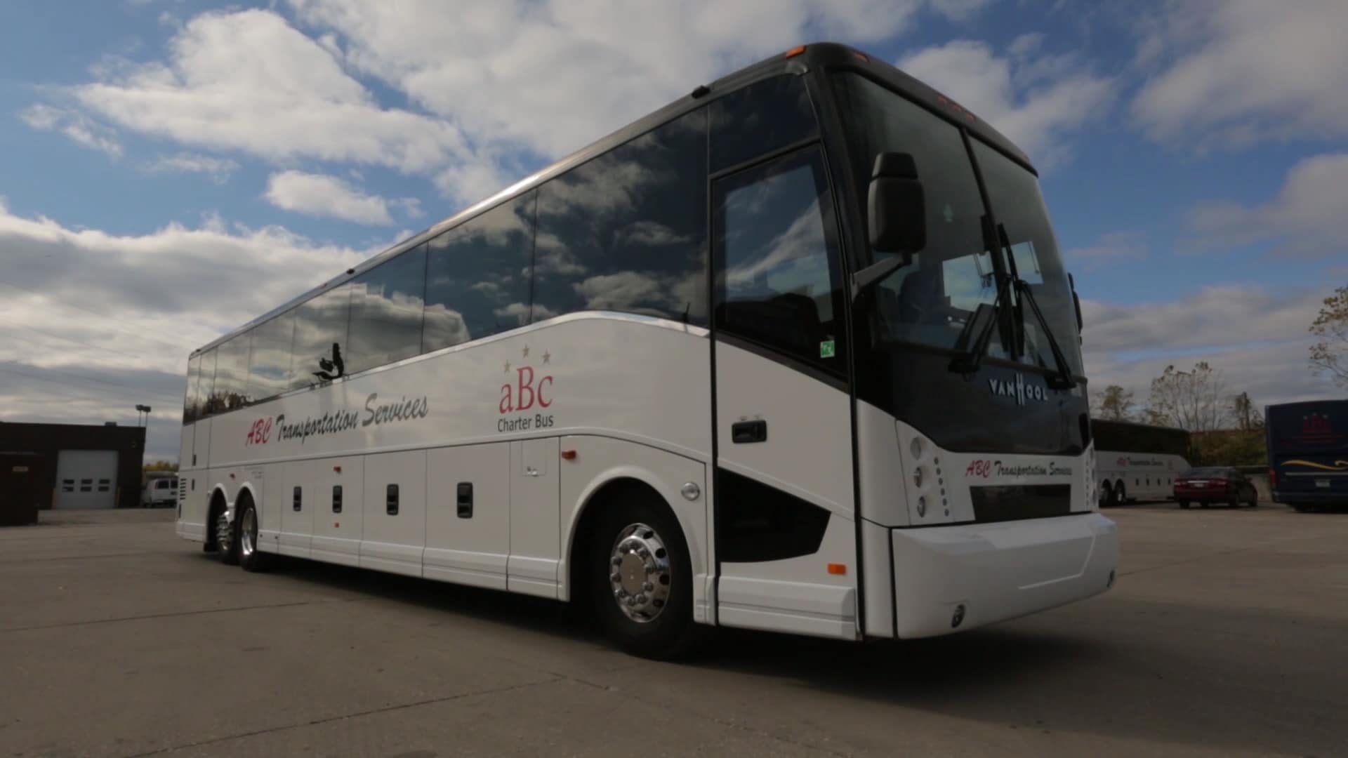 ABC Charter Bus Chicago rental